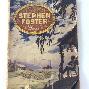 Other - Stephen Foster Songbook Vintage 1940's Songs